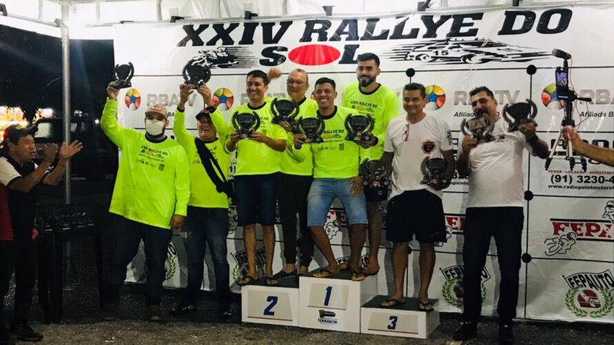 Prova reuniu competidores no último fim de semana, de Benevides a Salinópolis.