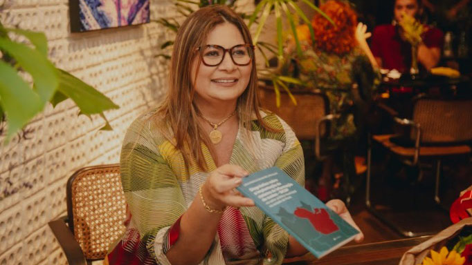 Leila Márcia Elias é doutora em desenvolvimento socioambiental pelo NAEA/UFPA e membro da Academia Brasileira de Ciências Contábeis (Abracicon).