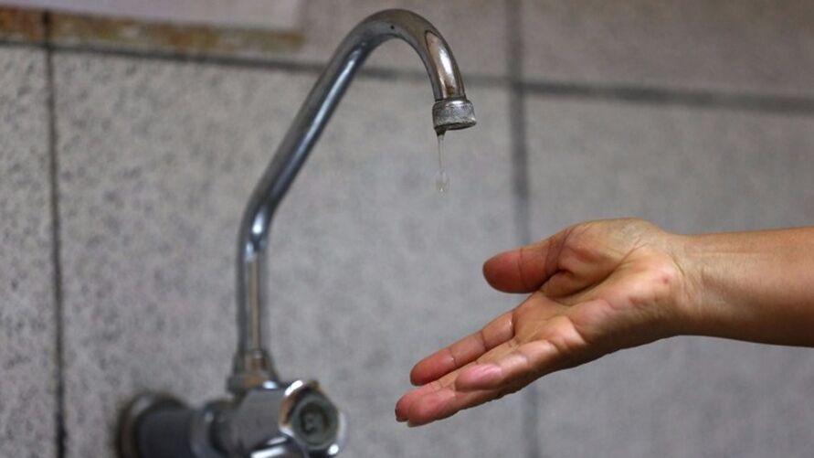 Imagem ilustrativa da notícia: Cinco bairros ficarão sem água quatro noites em Belém