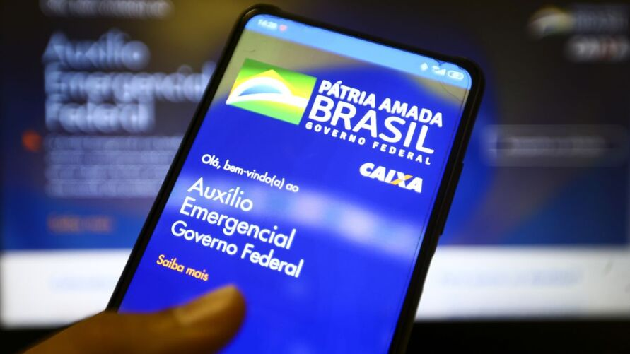 Imagem ilustrativa da notícia: Caixa paga hoje auxílio emergencial a nascidos em março