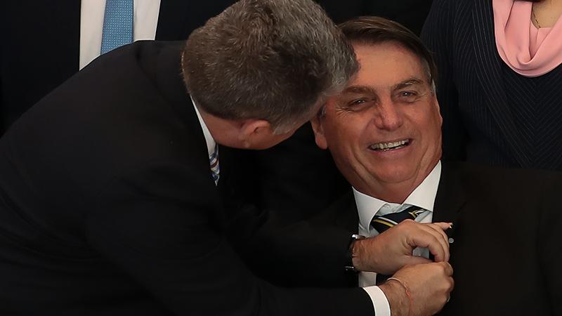 Centrão deve ganhar principais ministério do governo Bolsonaro