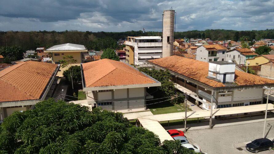 Campus da UFPA em Bragança.