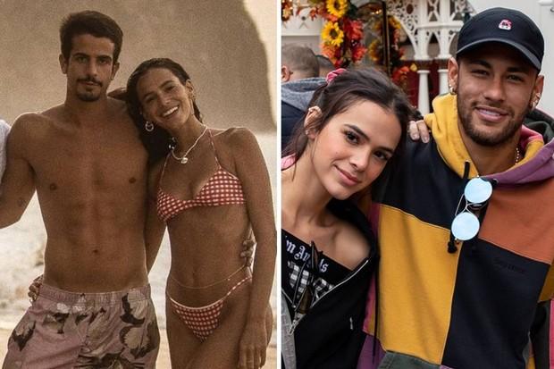 Qualquer relacionamento de Bruna Marquezine, como foram os namoros com Neymar e Enzo Celulari, chamam atenção da mídia. A jovem não citou nomes de agressores.