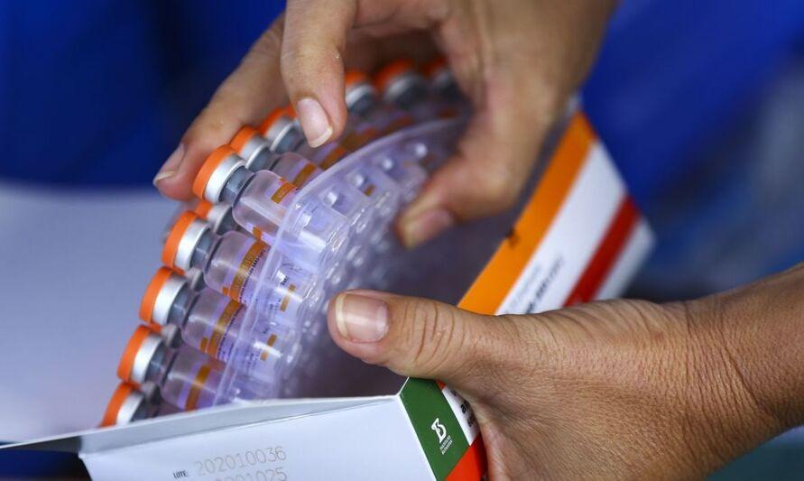 Imagem ilustrativa da notícia: Butantan entrega mais 1 milhão de doses da Coronavac