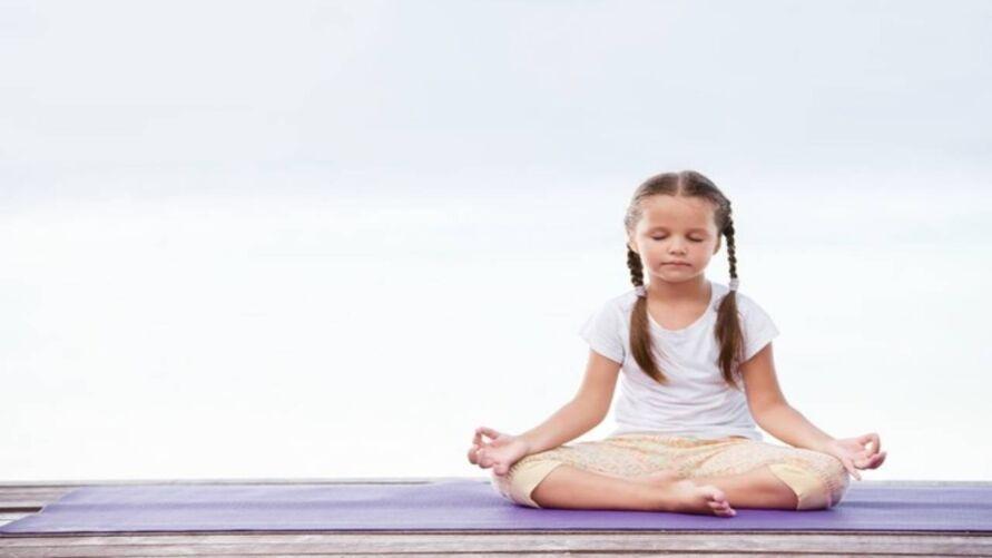 Imagem ilustrativa da notícia: Meditar contribui para o bem-estar emocional das crianças