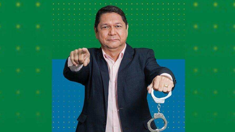 Sob a égide da honestidade e combate a corrupção, o delegado chegou ao 2º turno das eleições em Belém, mas foi derrotado