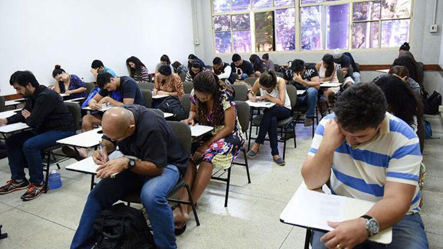 Em 622 cidades brasileiras serão aplicadas provas.