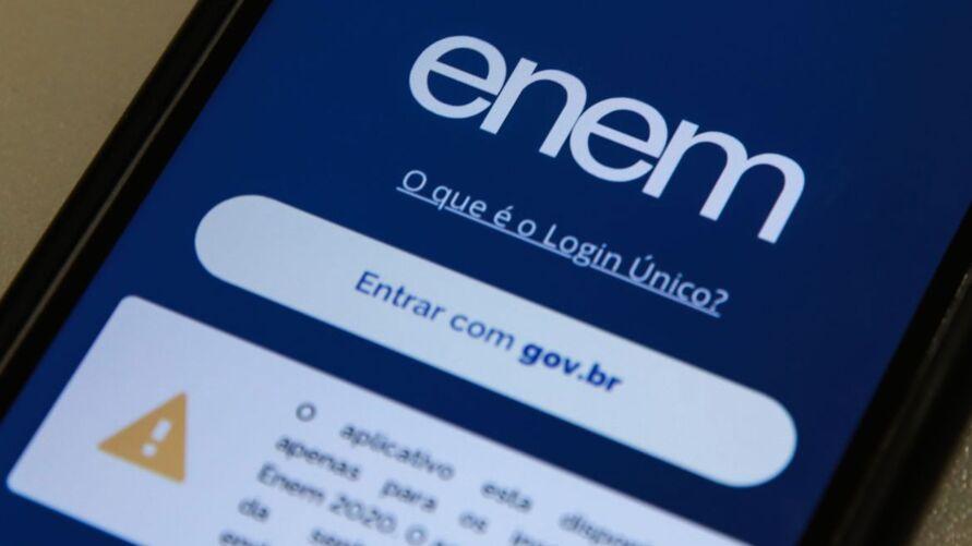 As provas do Enem 2021 serão aplicadas nos dias 21 e 28 de novembro.