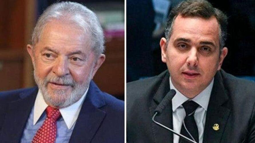 Imagem ilustrativa da notícia: Lula tenta apoio de Rodrigo Pacheco para Eleições 2022