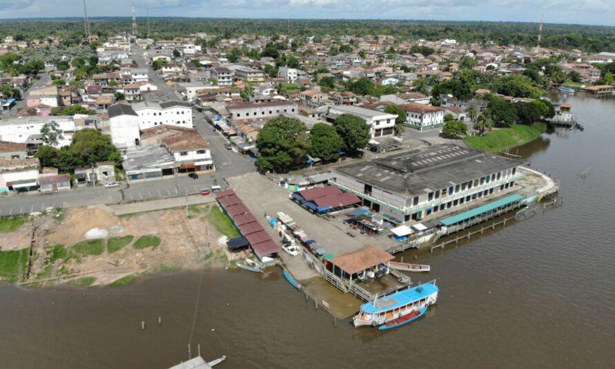 Imagem ilustrativa da notícia: Terminal hidroviário será construído no interior do Pará