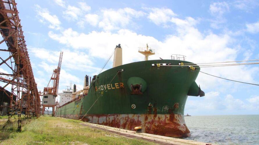 Imagem ilustrativa da notícia: Tripulantes de navio testam positivo para Covid-19