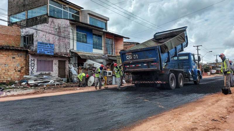 Interdição será para realização do serviço de drenagem