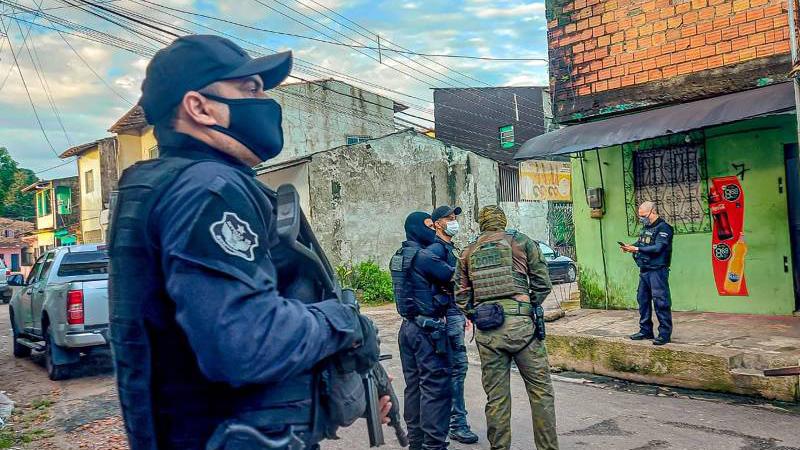 Operação conseguiu capturar 4 líderes de facção