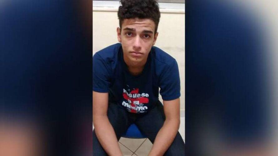 Wallisson Patrick Costa Scarparo, de 23 anos: cadeia após matar a namorada.