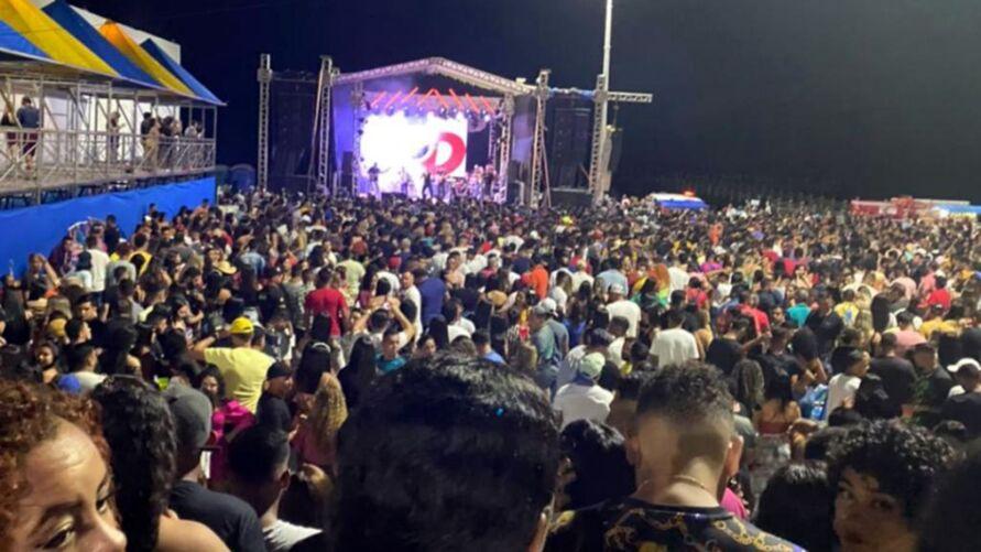 O evento foi realizado pela Prefeitura de São João de Pirabas
