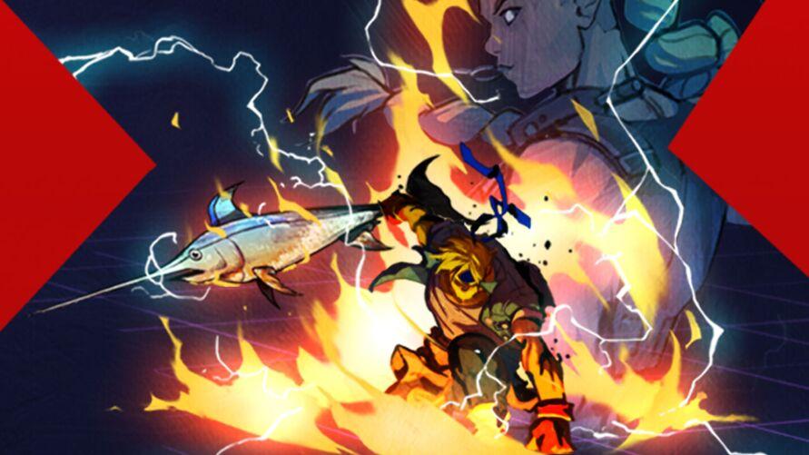 Imagem ilustrativa da notícia: Streets of Rage 4 vai ganhar DLC O Pesadelo de Mr. X