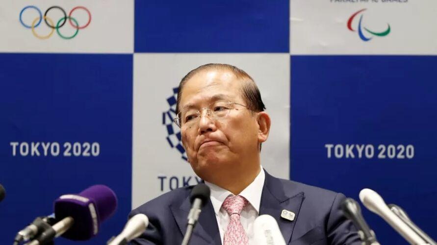 Toshiro Muto disse estar atento ao número de casos de covid-19 às vésperas do evento