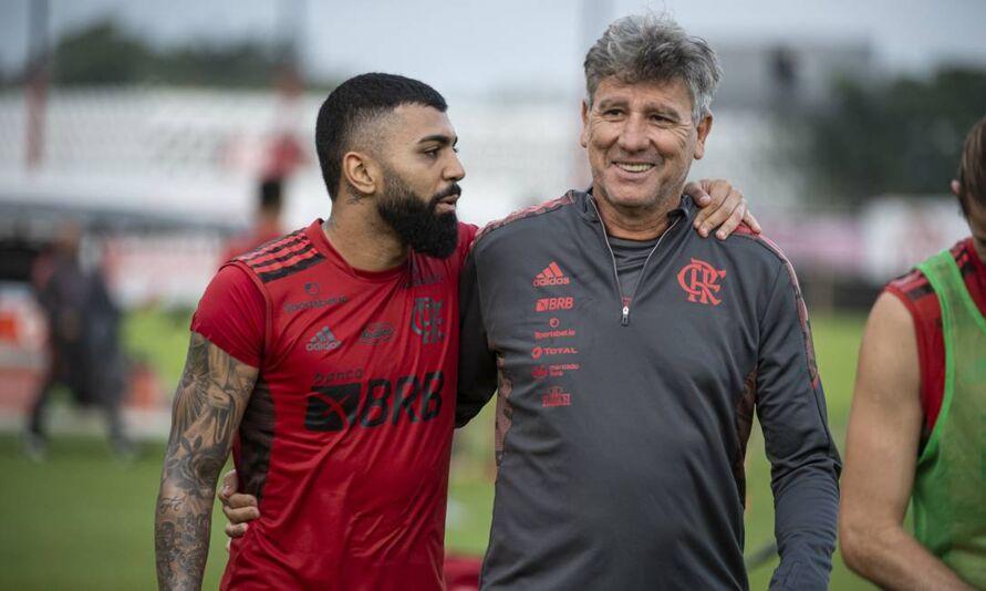 Imagem ilustrativa da notícia: Flamengo vai até a Bahia em busca de reabilitação na Série A