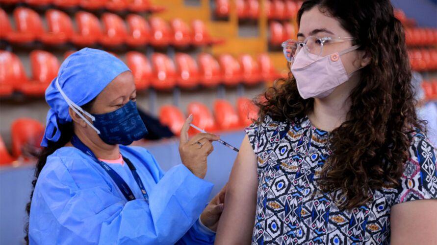 Imagem ilustrativa da notícia: Mutirão vacinará pessoas com mais de 18 anos em Barcarena