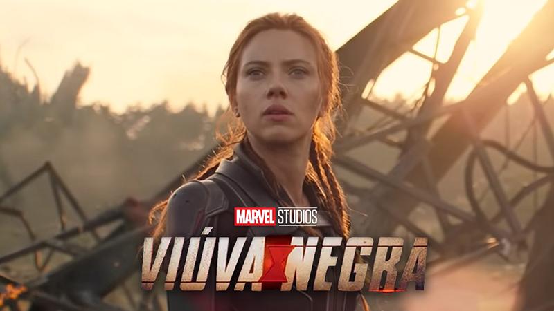 Scarlett Johansson volta a interpretar a Viúva Negra que, enfim, ganhou um filme seu
