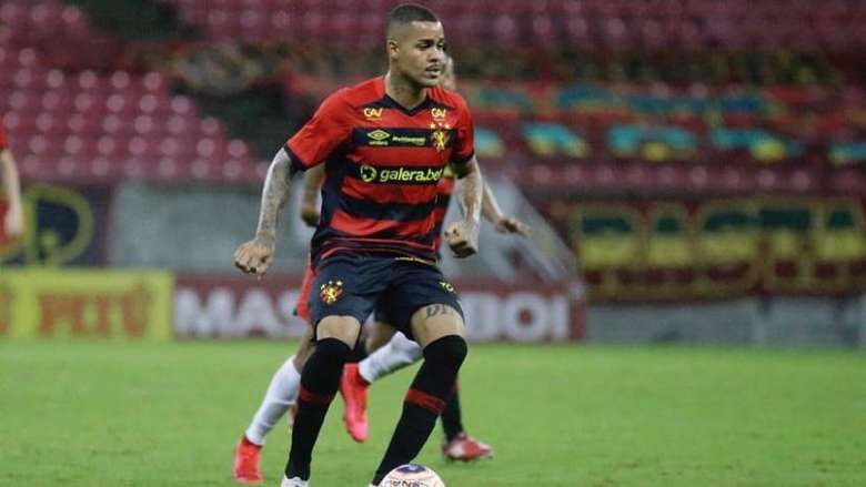 De saída do Sport Recife, atacante Maxwell está nos planos do Clube do Remo.