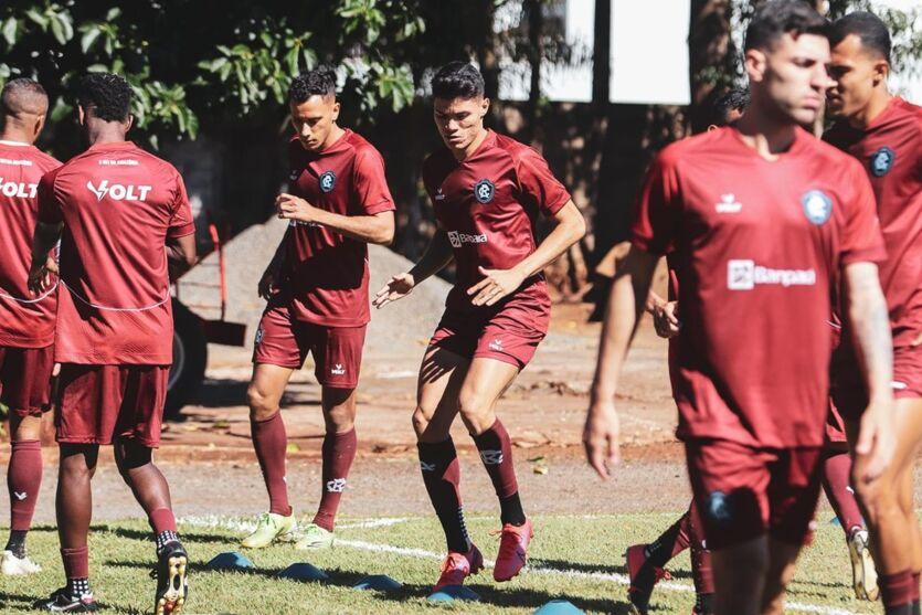 Diante do Londrina-PR, Clube do Remo quer emplacar a 4ª vitória seguida na Série B.