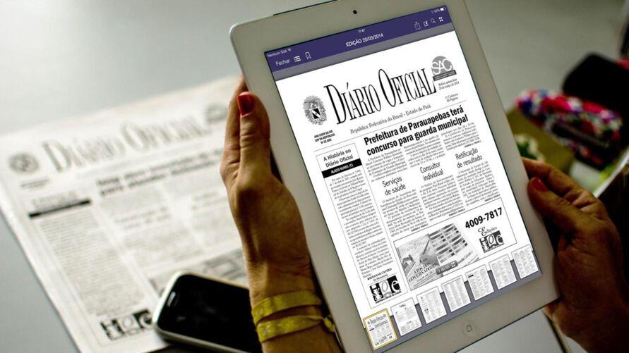 Imagem ilustrativa da notícia: Imprensa Oficial oferta vagas para Belém e outros municípios