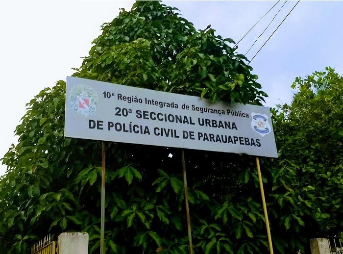 Situação inusitada aconteceu nesta segunda-feira em Parauapebas