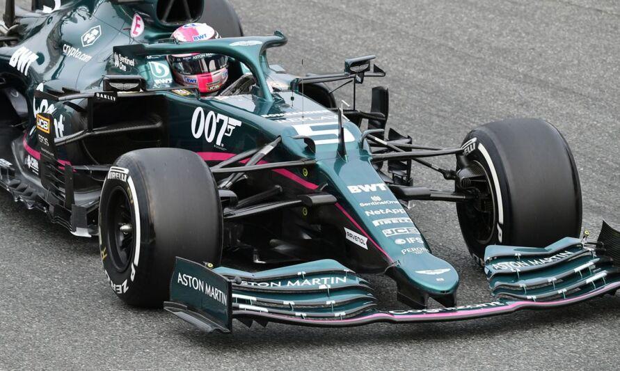 Imagem ilustrativa da notícia: Aston Martin confirma Vettel e Stroll para temporada 2022
