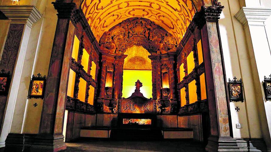 O Museu de Arte Sacra é uma das instituições incluídas no roteiro em Belém