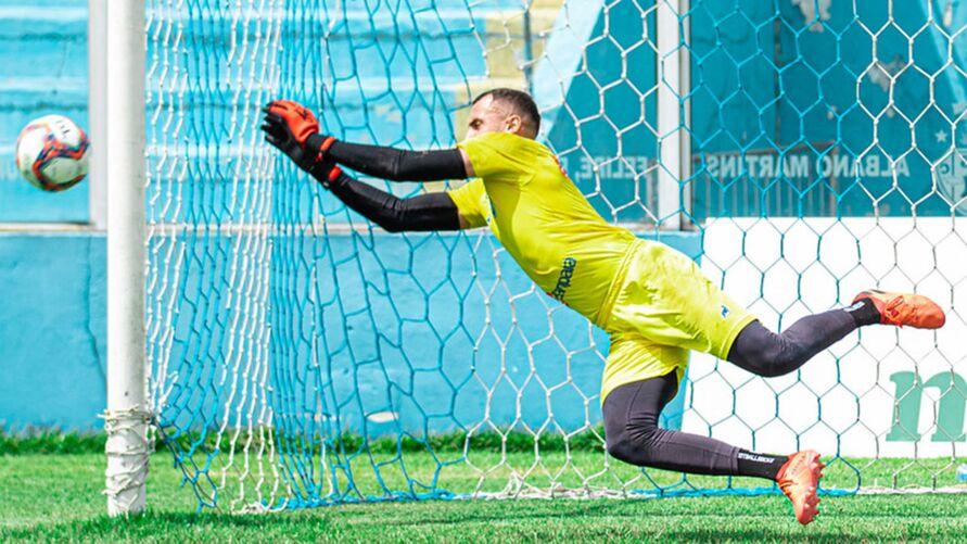Goleiro do Paysandu espera encontrar Fiel Bicolor na 2ª fase