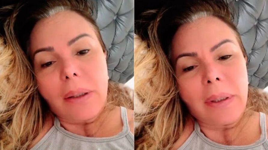 Modelo Cristina Mortágua, de 51 anos