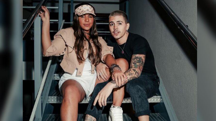 Imagem ilustrativa da notícia: Biel e a namorada são expulsos de restaurante em SP