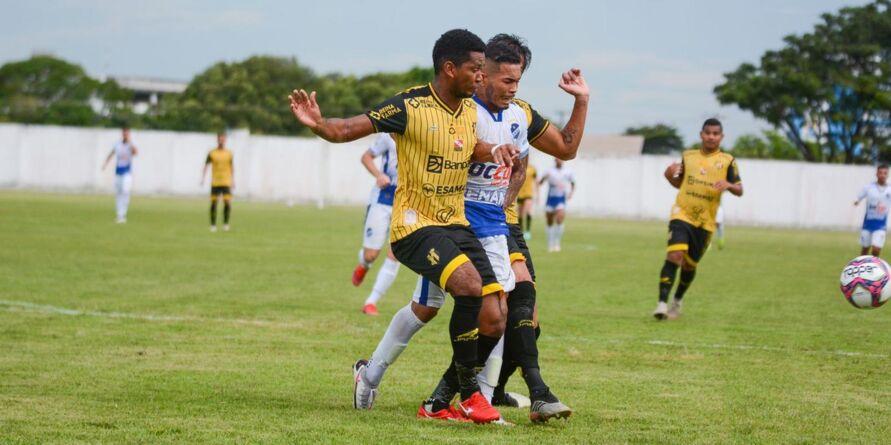 Após se enfrentarem na Série D, São Raimundo-RR e Castanhal novamente se econtram pela Copa Verde.