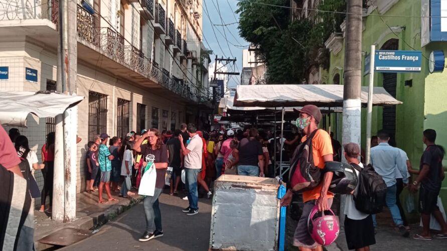 Imagem ilustrativa da notícia: Militar reage a assalto e é baleado no Ver-o-Peso