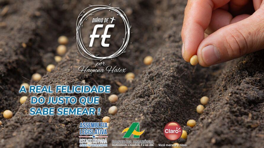 Imagem ilustrativa do podcast: Dolcast: A real felicidade do justo que sabe semear