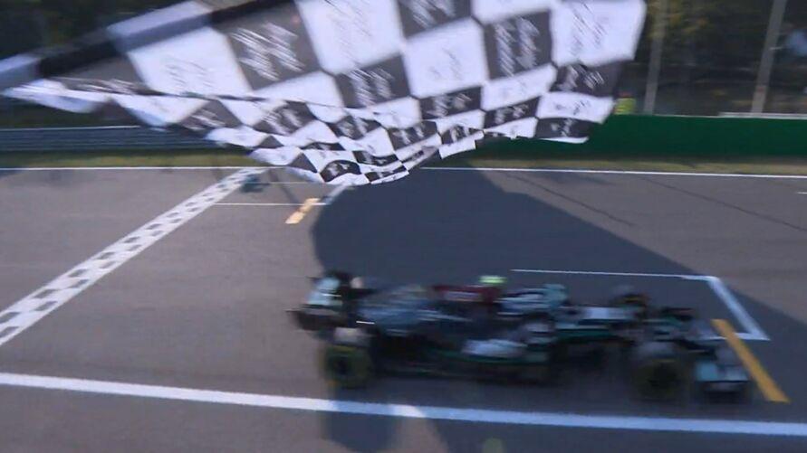 Imagem ilustrativa da notícia: Bottas vence em Monza para grid do GP da Itália