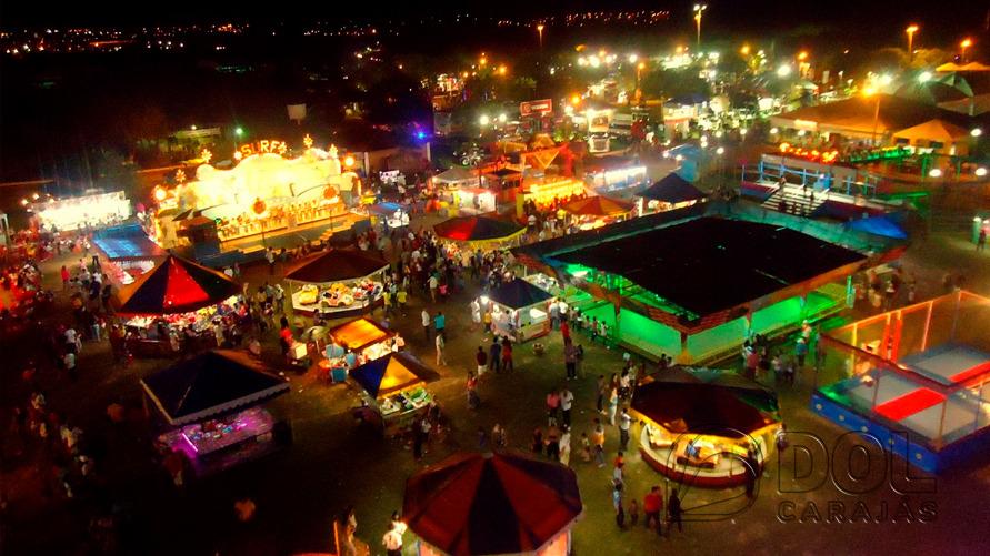 A Exposição Agropecuária de Marabá, Expoama, é uma das feiras nacionais que mais movimentam o agronegócio nacional