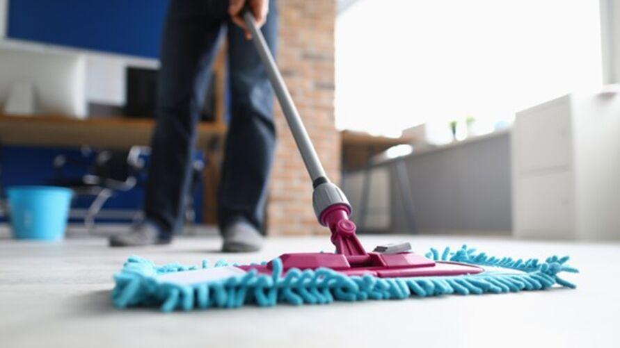 Trabalhos domésticos mal feios podem causar problema
