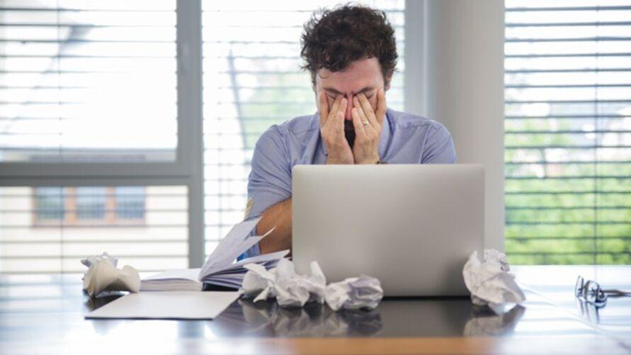 Imagem ilustrativa da notícia: Estresse: saiba quando há algo errado com o coração