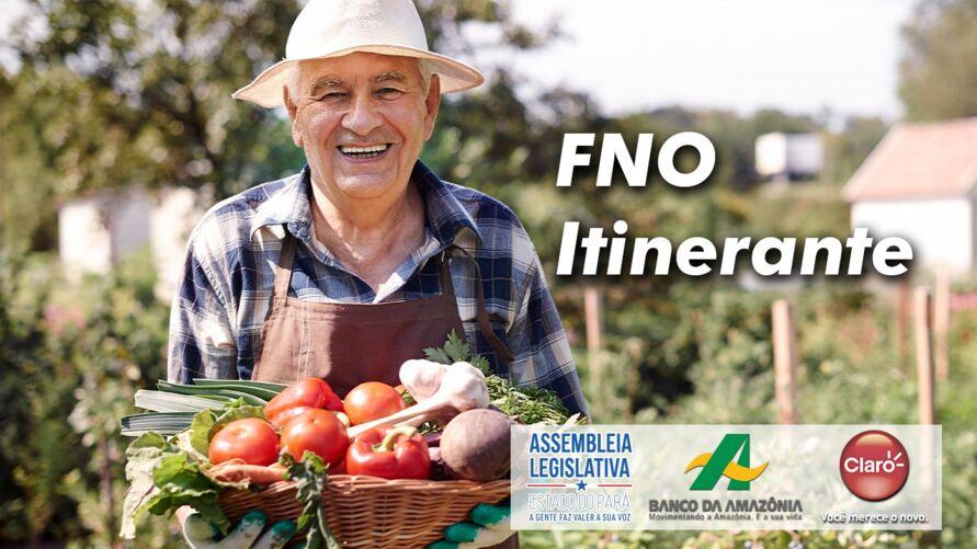 Imagem ilustrativa da notícia: Dolcast: Banco da Amazônia e o FNO Itinerante
