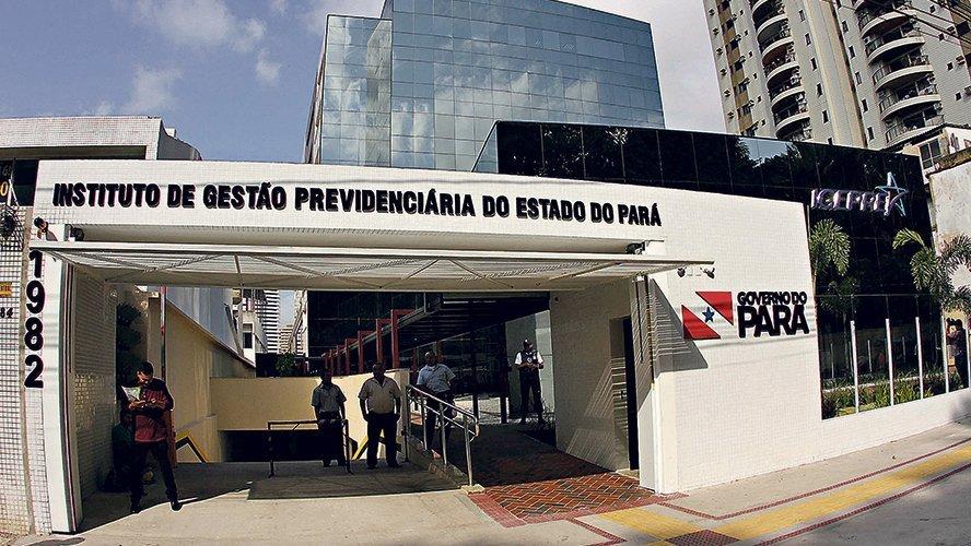 Sede do Instituto de Previdência em Belém