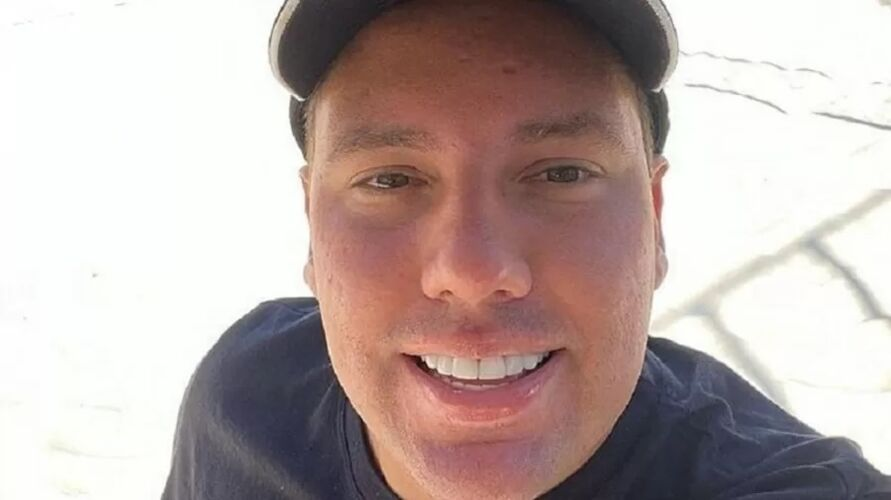 Lucas do Valle foi baleado em uma tentativa de assalto.