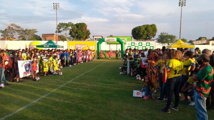 Todos os representantes dos clubes que participam do evento estiveram presentes