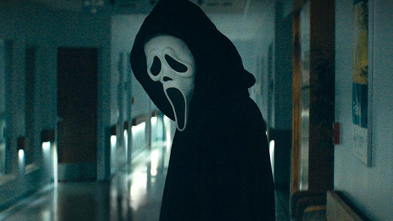 A máscara de Ghostface tem um novo dono
