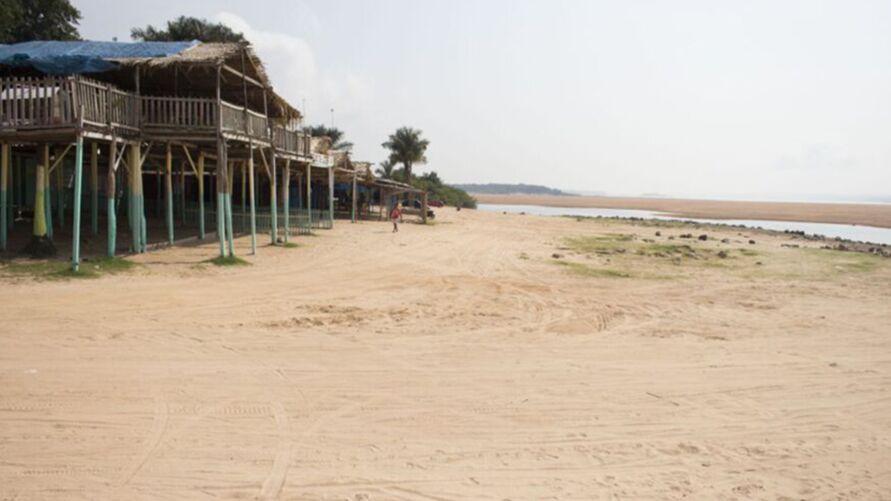 Imagem ilustrativa da notícia: Terceiro corpo é achado neste mês em praia do Pará