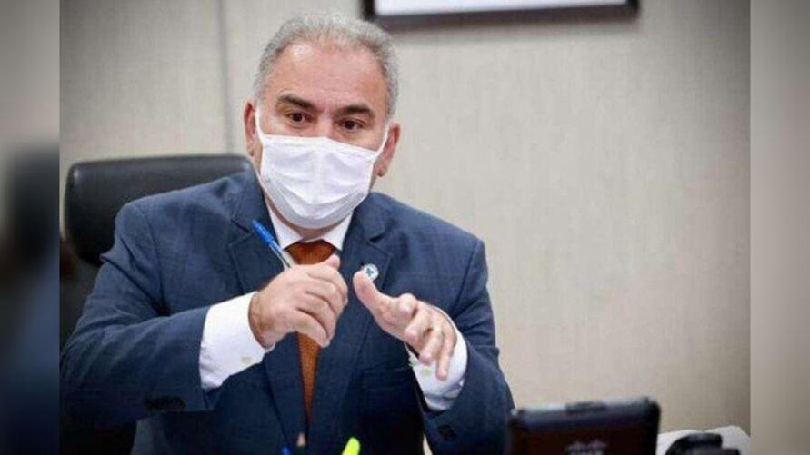 Imagem ilustrativa da notícia: Anvisa pede isolamento de comitiva após infecção de Queiroga