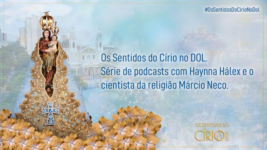 Imagem ilustrativa do podcast: Dolcast: Praça santuário vira ponto turístico e de adoração