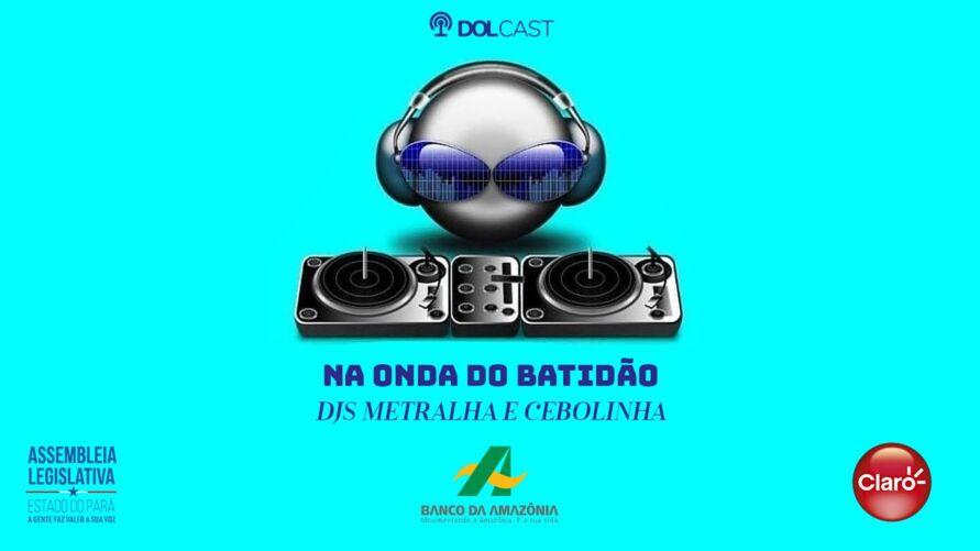 Imagem ilustrativa do podcast: Música e muita diversão com Dj Metralha no Dolcast