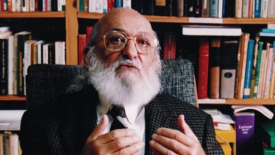 Imagem ilustrativa da notícia: 100 anos de Paulo Freire: 17 livros para baixar de graça